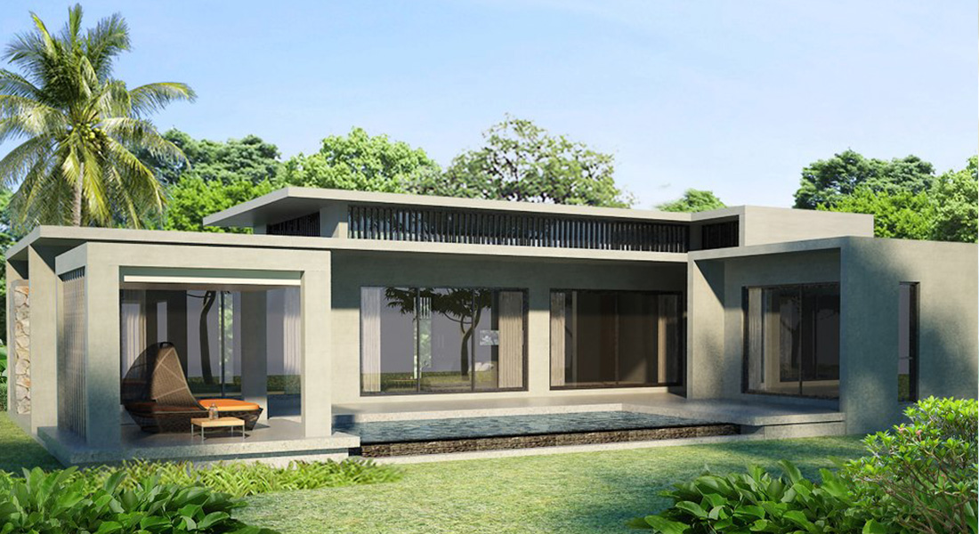 New villa for sale Pattaya