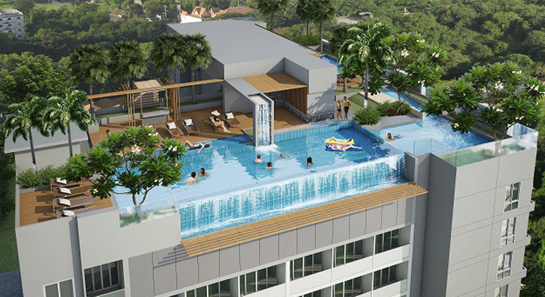 Off plan condo for sale Pattaya